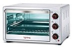 Lifelong Stainless Steel Oven Toaster Griller Rs.419 Debit card EMI, without credit card and bajaj finance card