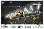 Weston WEL-5100 122 cm (48) Smart Full HD LED Television Rs.1,330 Debit card EMI, without credit card and bajaj finance card