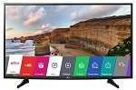 LG 43LH576T 108 cm (43 inches) Full HD Smart LED IPS TV Rs.3,649 Debit card EMI, without credit card and bajaj finance card