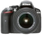 Nikon D5300 24.2MP Digital SLR Camera Rs.3,210 Debit card EMI, without credit card and bajaj finance card