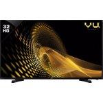 Vu (32 inch) HD Ready LED TV Rs.655 Debit card EMI, without credit card and bajaj finance card