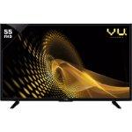 Vu (55 inch) Full HD LED TV Rs.1,368 Debit card EMI, without credit card and bajaj finance card