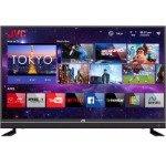 JVC (43 inch) Ultra HD (4K) LED Smart TV Rs.1,188 Debit card EMI, without credit card and bajaj finance card