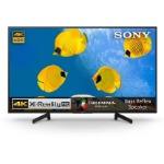SONY Bravia X7002G 43 inch Ultra HD (4K) TV Rs.1,969 Debit card EMI, without credit card and bajaj finance card